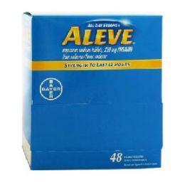 6 of Aleve Regular 48 Count