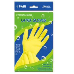108 of Latex Gloves In Small