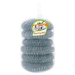 96 of 6 Piece Scouring Ball
