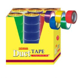 72 of Duct Tape 36 Assorted Colors