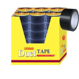 72 of Duct Tape Black
