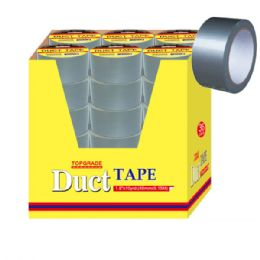 72 of Duct Tape Silver