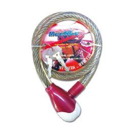 24 of Spiral Bike Lock