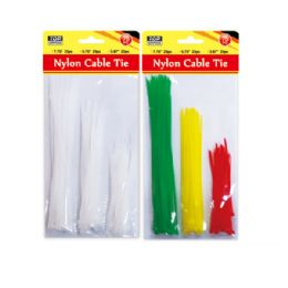 108 of 75 Count Nylon Cable Tie