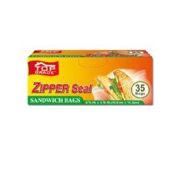 96 of Zipper Sandwich Bag