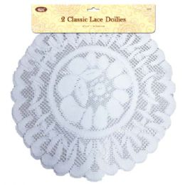 144 of Lace Doilies Two Pieces