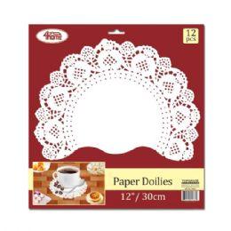 144 of Paper Doilie Twelve Count
