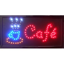 20 of Motion Cafe Led Sign