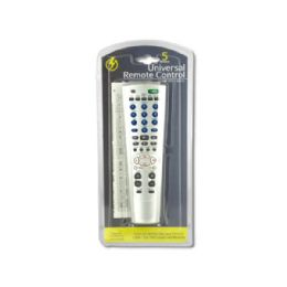 24 of 5 Device Universal Remote Control