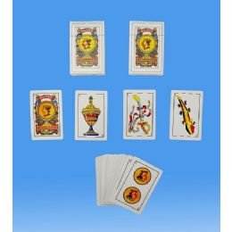 144 of Spanish Playing Card