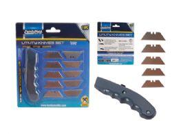 96 of 11 Piece Utility Knife Set