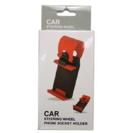 72 of Steering Wheel Phone Socket Holder