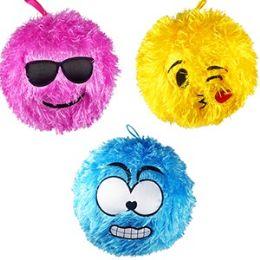 60 of Inflatable Shaggy Emoji Balls.