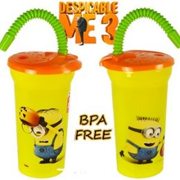 20 of Despicable Me Acrylic Spill Proof Tumblers