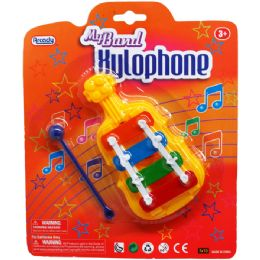 48 of My Band Xylophone In Blister Card, 2 Assrt