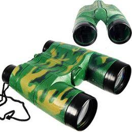 72 of Toy Camoflage Binoculars.
