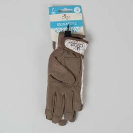 50 of Gloves Womens Signature Small Synthc Lthr Palm Mesh