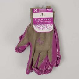 108 of Gloves Womens 2pk Medium Nitrile Coated Water Resist