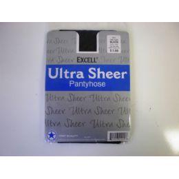 120 of Ultra Sheer Pantyhose White