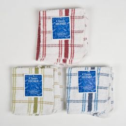 72 of Dish Cloth 12x12 2pk Assorted