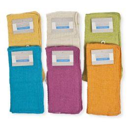 144 of Utility Cloth 11x11 4pk 6 Colors Random