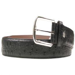 36 of Men's Belt With Design