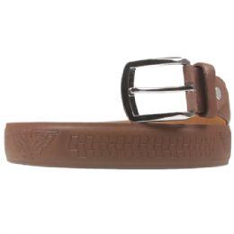 36 of Mens Belt With Design