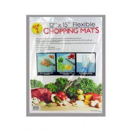 72 of Plastic Chopping Mat Set