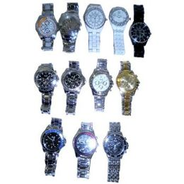 24 of Wrist Watches For Men, A Few Ladies