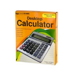 18 of Large Display Desktop Calculator