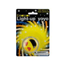 60 of Emoticon LighT-Up YO-yo
