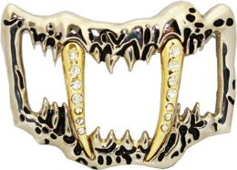 24 of Canines Belt Buckle