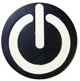 24 of Power On Belt Buckle