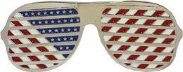 24 of American Glasses Belt Buckle
