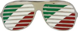 24 of Italian Glasses Belt Buckle