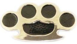 24 of Brass Knuckles Belt Buckle