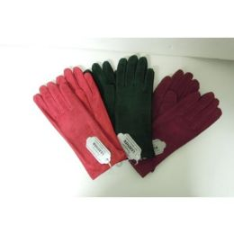 36 of Women's Genuine Leather Gloves