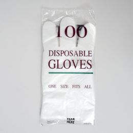 100 of Gloves Disposable