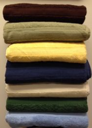 24 of Majestic Luxury Bath Towels 27 X 52 Navy Blue