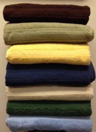 24 of Majestic Luxury Bath Towels 27 X 52 Light Blue