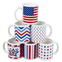 108 of Mug Stoneware Patriotic Designs