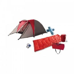 2 of 2 Person Camping Gear Set - 7 Pieces