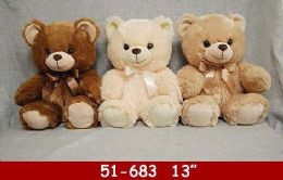 """12 of 13"""" Hug Bear"""