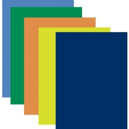 100 of Poster Board - Assorted Colors