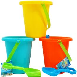 48 of Beach Toy Bucket With Shovel