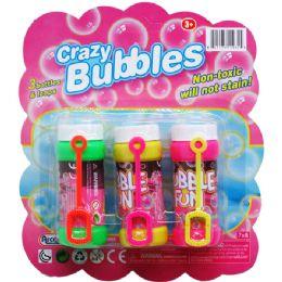 24 of Three Piece Crazy Bubbles