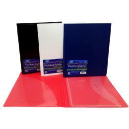 48 of Folder With Lock Envelope And Pocket
