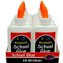 48 of Washable School Glue, 4 Oz.