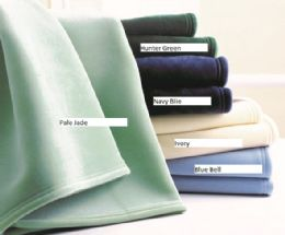 8 of Vellux By Westpoint Home Blankets Twin 72 X 90 Navy Blue