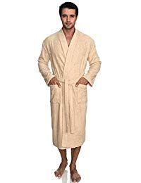 4 of Bath Robes In Robe In Beige